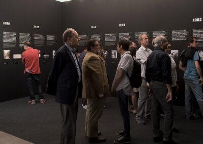 Inauguración Exposición Alfred Hitchcock en Madrid