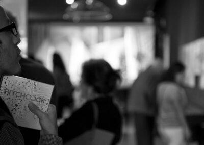 inauguración Exposición Alfred Hitchcock