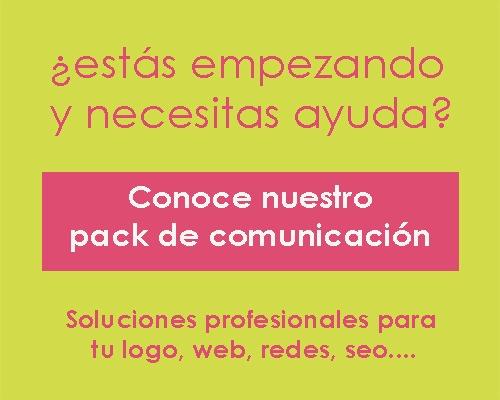 tu logo, web, redes sociales, seo en forma de fee mensual