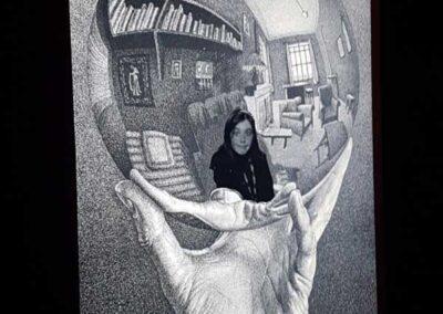 Exposición Escher Madrid