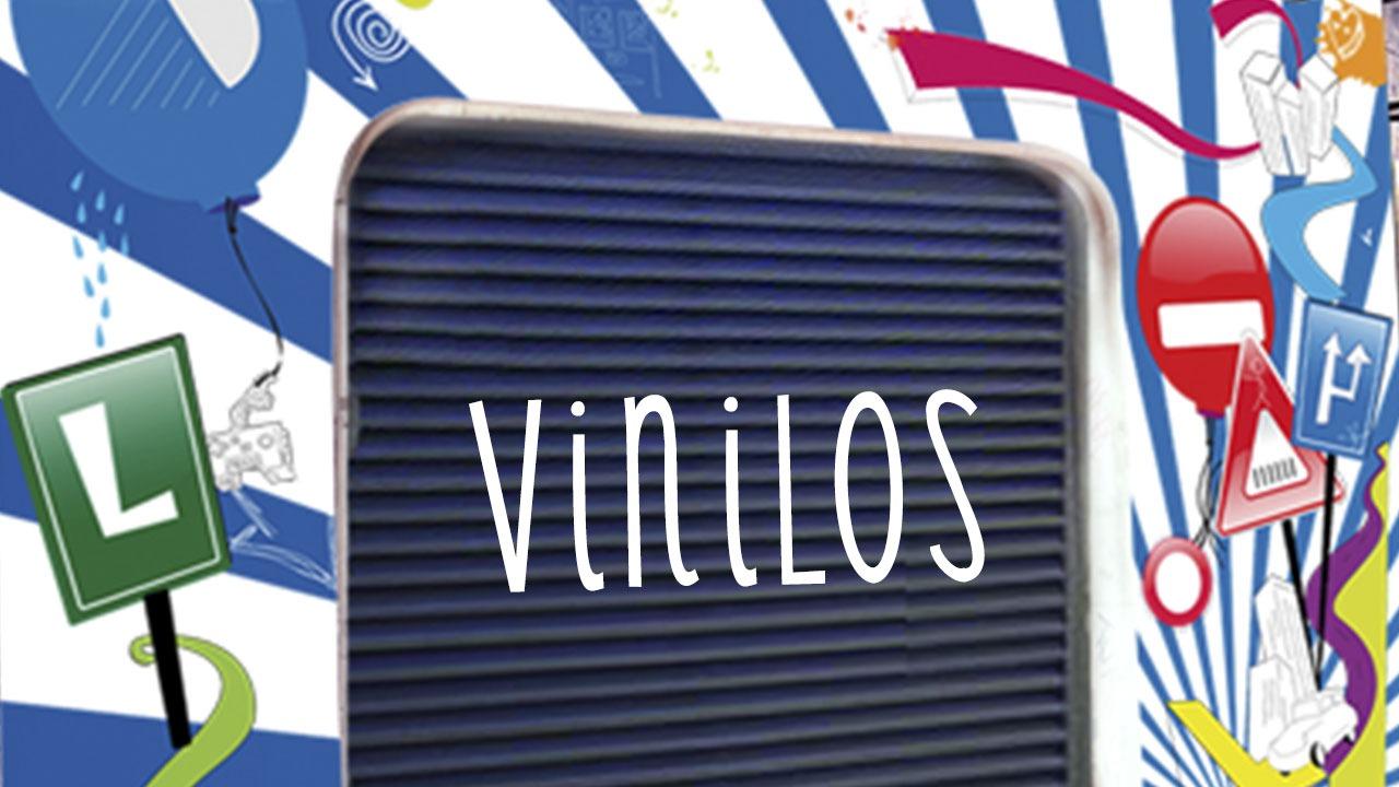 Post vinilos y creatividad - Diseño de vinilos para oficinas