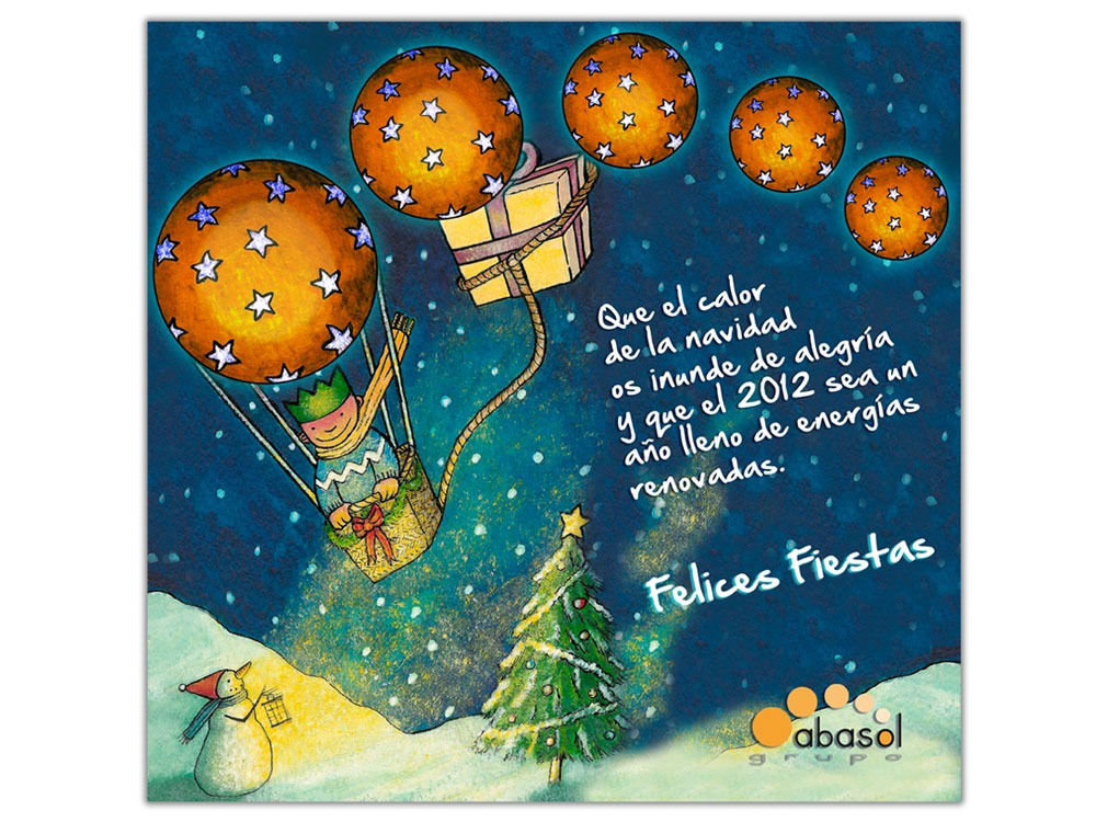 Felicitaciones Navidad Imagenes.Las Mejores Ideas Para Personalizar Tu Christmas De Empresa