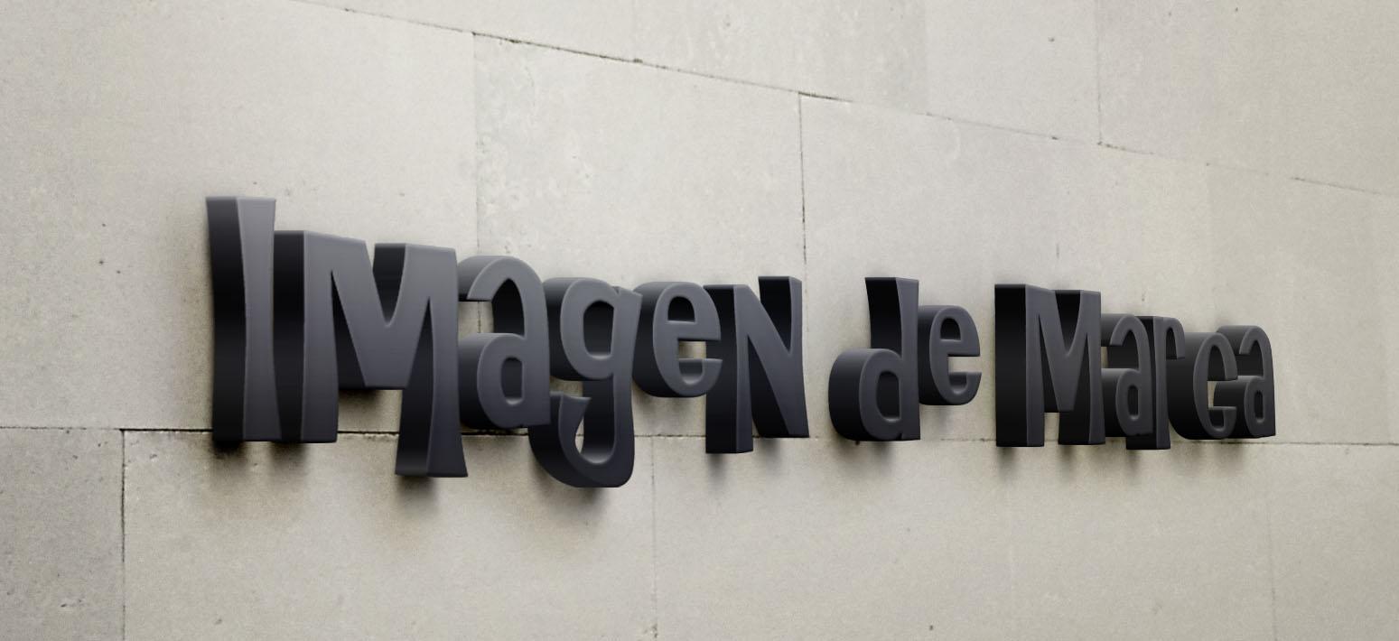 logotipo e imagen de marca