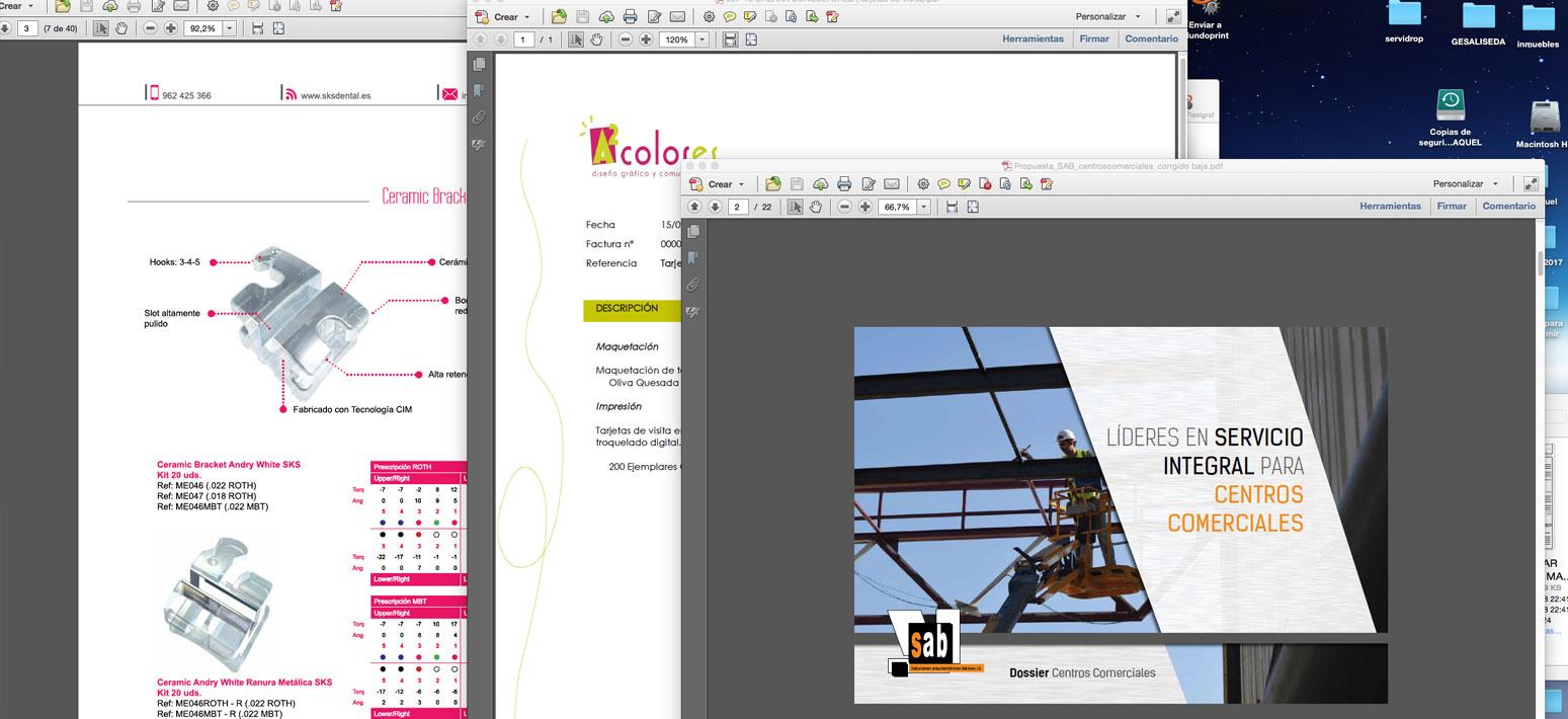 publicaciones digitales diseño