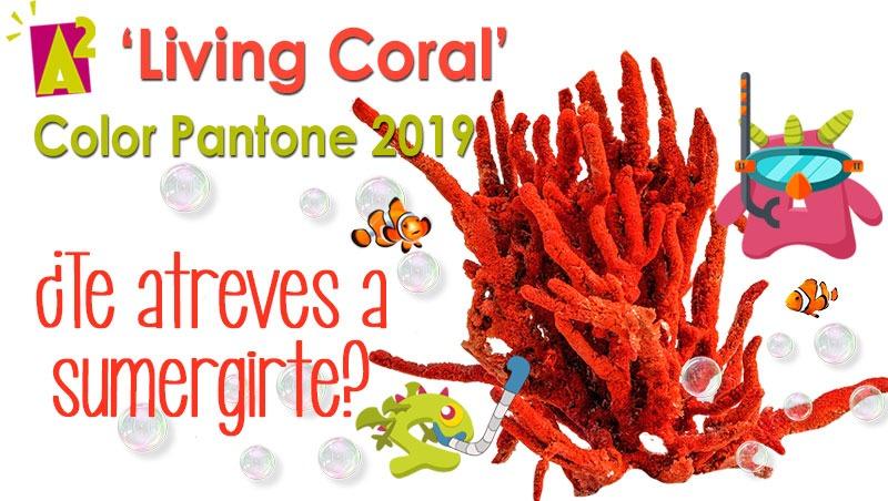 Living Coral, el pantone del 2019