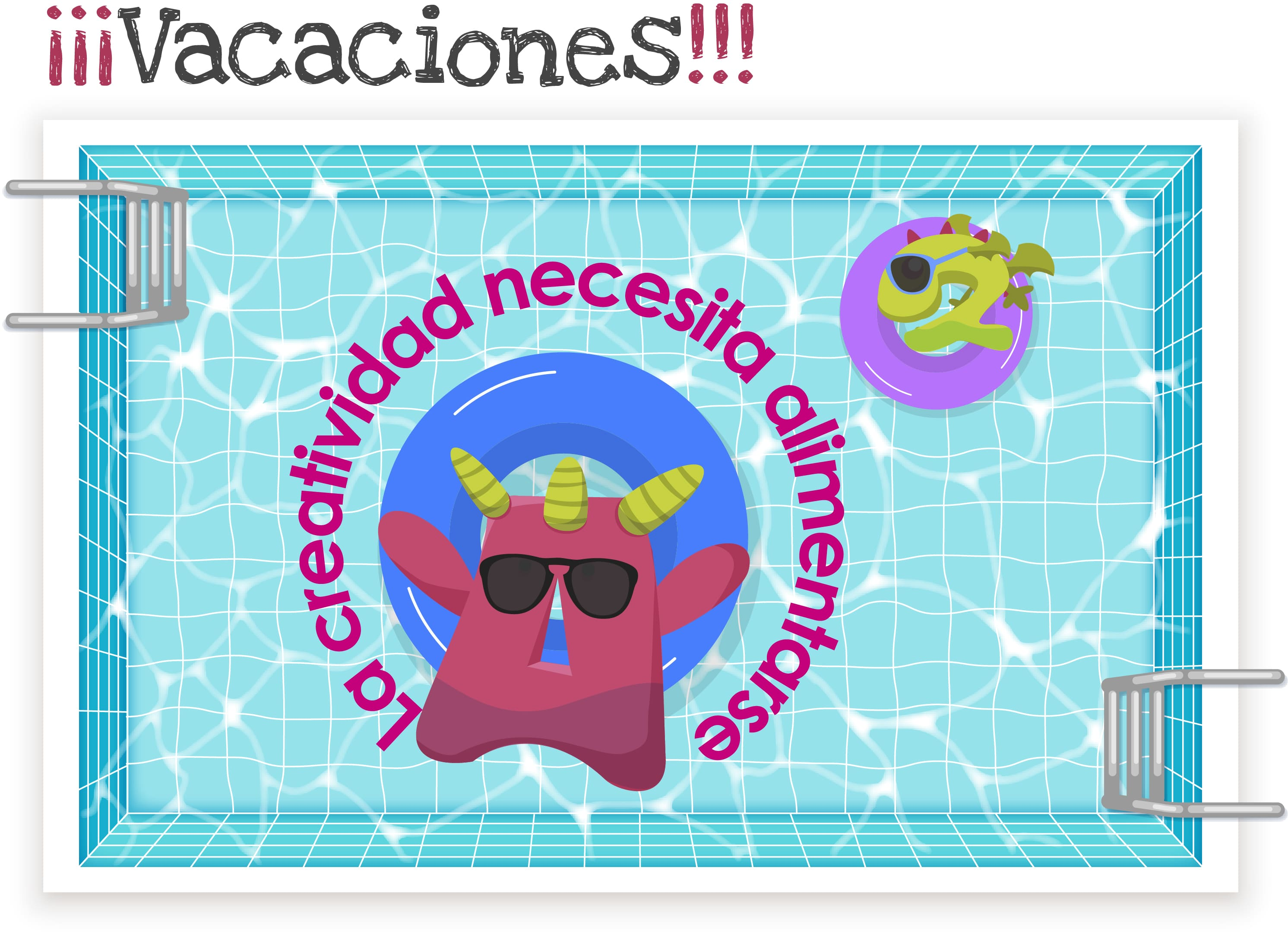 diseño y creatividad de vacaciones