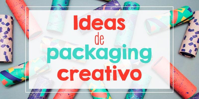 Ideas de packaging creativo para diferenciarse de la competencia