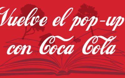 Coca-Cola y su anuncio pop-up. Creatividad impresa para aplicar a nuestras comunicaciones.