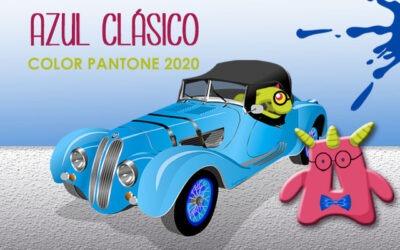 Azul Clásico, el PANTONE del 2020