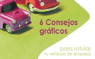 6 consejos gráficos para rotular tu vehículo de empresa