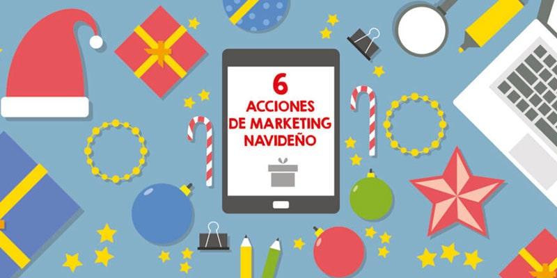 6 acciones de marketing para navidad