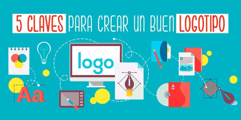5 claves para crear un buen logotipo