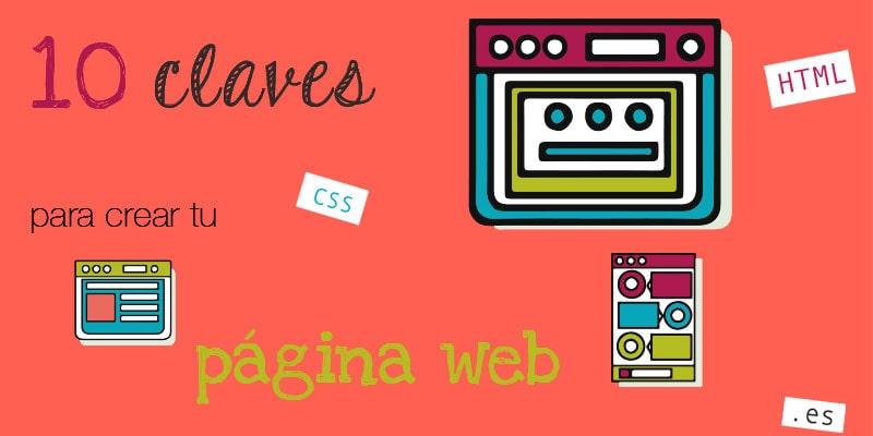 claves-para crear-tu-web