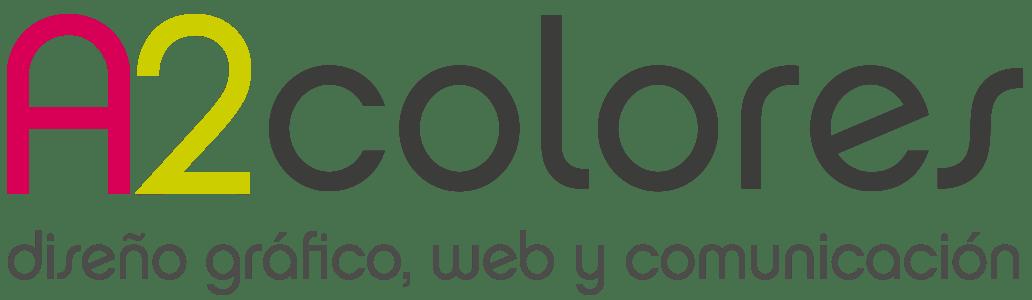 A2 colores diseño grafico, web y comunicación