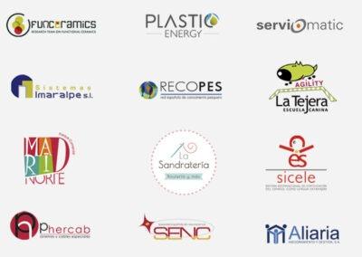 Diseño de logotipos - Imagen corporativa