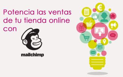 Mailchimp para woocomerce, potencia tus ventas de tu tienda online