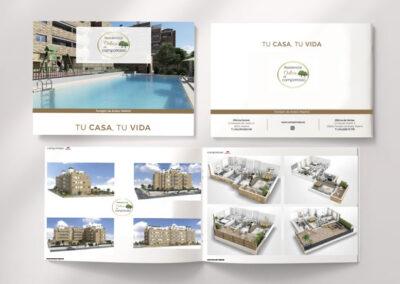 Diseño y produccion catálogos Camporrosso - Producción material corporativo