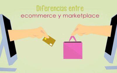 Diferencias entre ecommerce y Marketplace