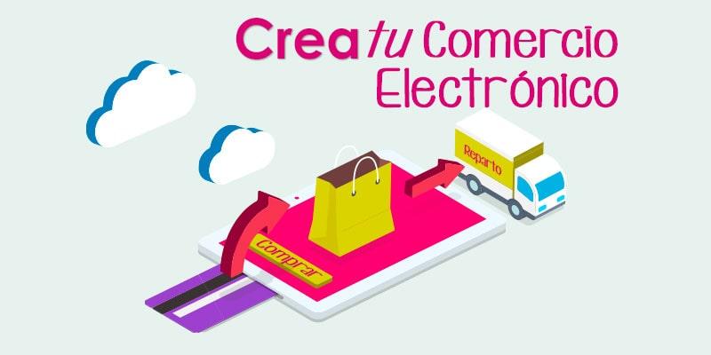 Pasos para crear un comercio electrónico